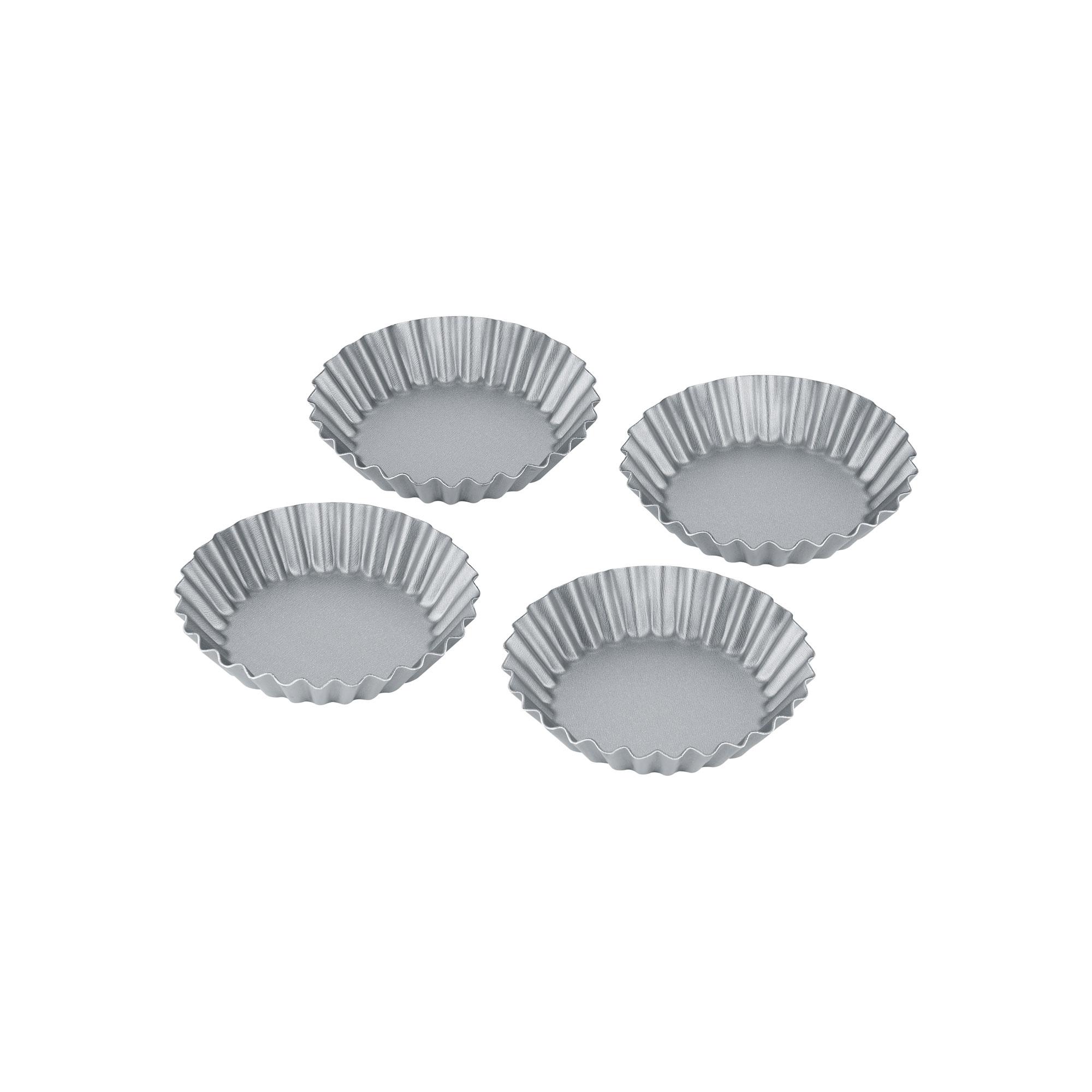 Mini-tartelettes 11 cm, 4 pcs, set