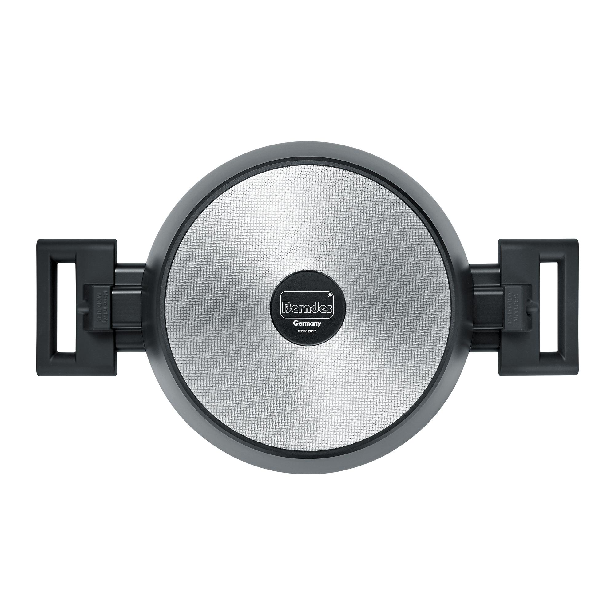 4-pieces cookware set Starter Alu Induction b.nature   cm