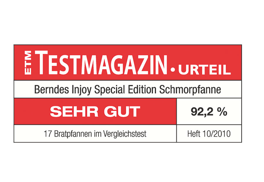 Berndes Schmorpfanne Injoy Special Edition Induction 28 cm