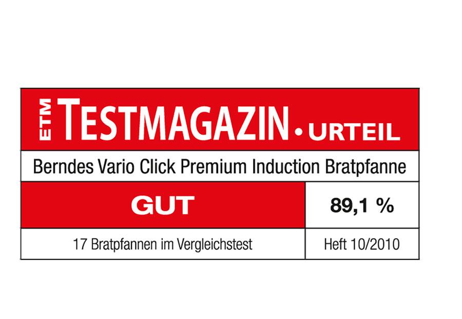 Berndes Bratpfanne Vario Click Induction 28 cm