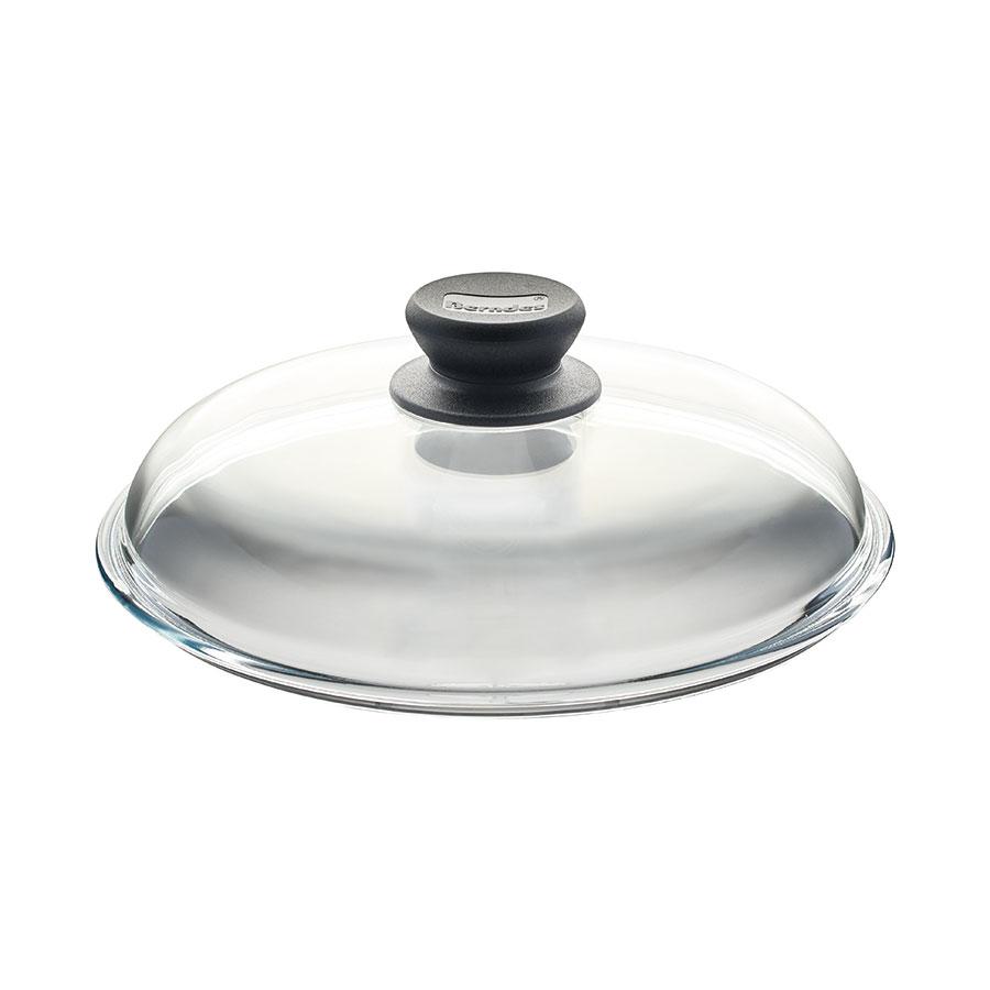 Berndes Gewölbter Glasdeckel 24 cm