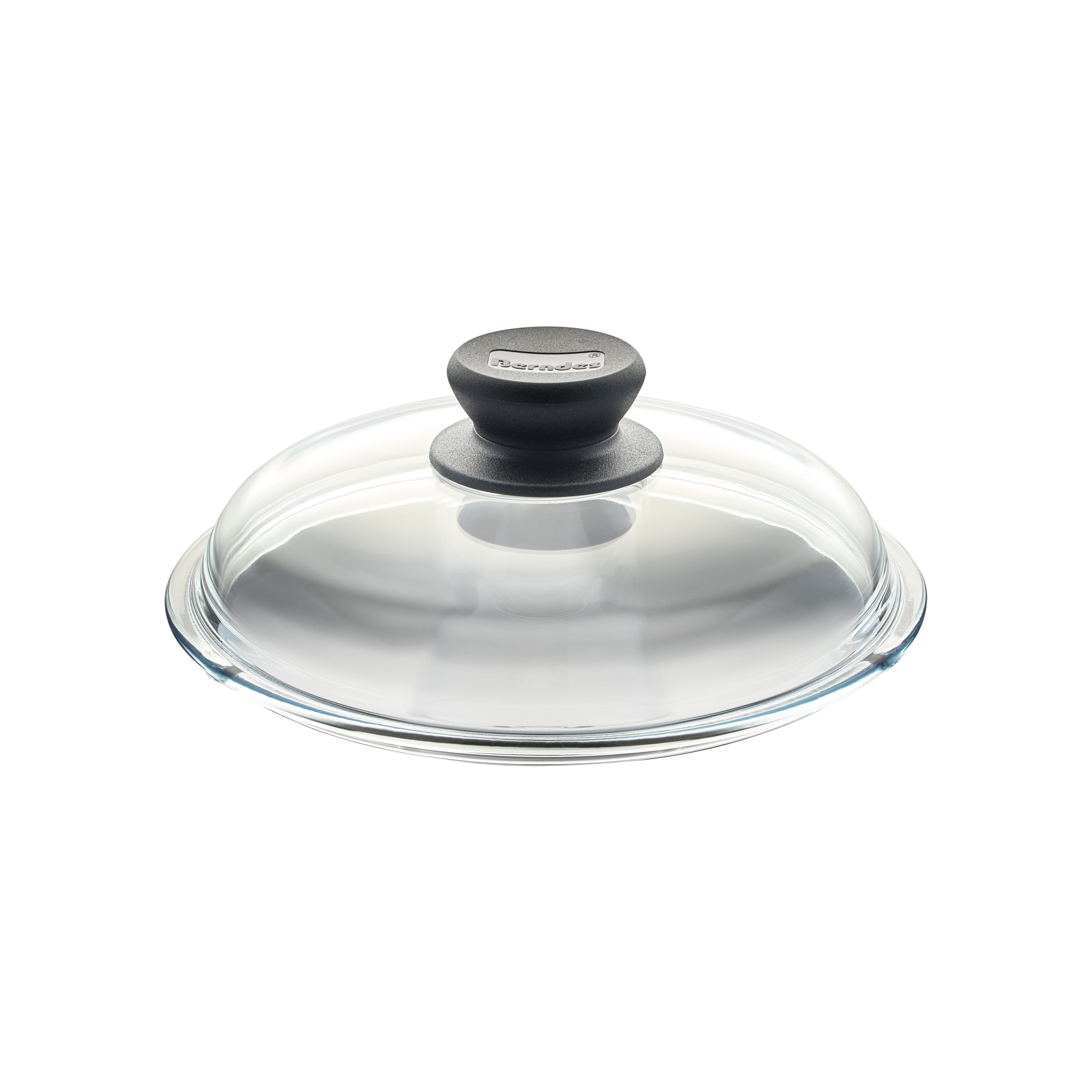 Berndes Gewölbter Glasdeckel 18 cm