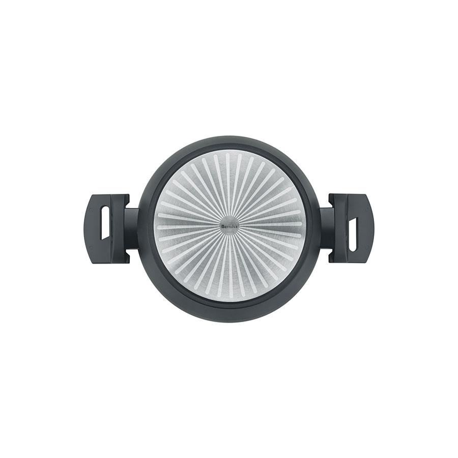 Berndes Kochtopf mit Glasdeckel Balance® Induction Enduro 20 cm